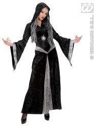Widmann Karneval Halloween Damen Kostüm Zauberin