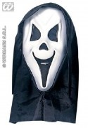 Widmann Karneval Halloween Maske Scream