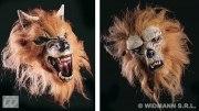 Widmann Karneval  Halloween Maske Wehrwolf