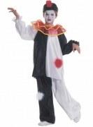 Widmann Karneval Kinder Kostüm Clown Pierrot