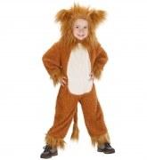 Widmann Karneval Kinder Kostüm Löwe