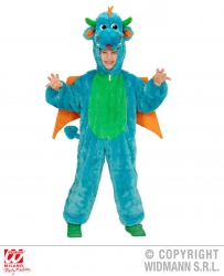 Widmann Karneval Kinder Kostüm Drache