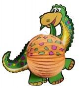 Widmann Karneval Party Dekoration Lampion Laterne Dinosaurier