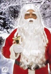 Widmann Weihnachtsmann SANTA CLAUS Deluxe Perücken-Set