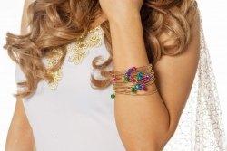 Wilbers Armband mit Steinchen