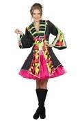Wilbers Karneval Damen Kostüm Jacke Zirkus