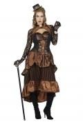 Wilbers Karneval Damen Kostüm Steampunk Victoria