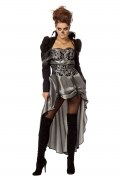 Wilbers Karneval Halloween Damen Kostüm Viktorianische Lady