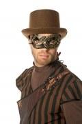 Wilbers Karneval Unisex Maske Steampunk
