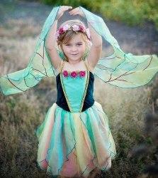 Great Pretenders Mädchen Kostüm Blüten Fee
