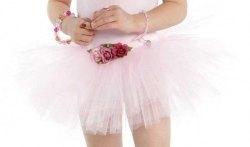 Great Pretenders Mädchen Petticoat Rosen Tutu rosa