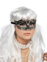 Limit Venezianische Damen Maske gold
