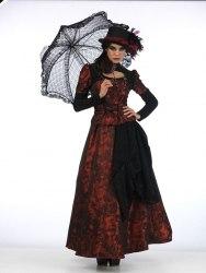 Limit Karneval Halloween Damen Kostüm Gothic Roxaria