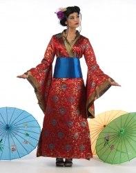 LIMIT SPORT Karneval Damen Kostüm Geisha Sayu