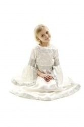 MINISA Mädchen Kostüm Mittelalter Prinzessin Fredia
