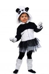 LIMIT Sport Mädchen Kostüm Panda