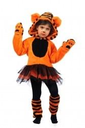 LIMIT Sport Mädchen Kostüm Tiger