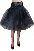 Karneval Damen Petticoat lang