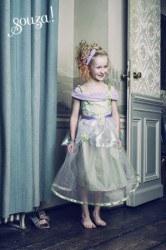 Souza Mädchen Kostüm Prinzessin Rosa-Linda