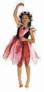 Great Pretenders Mädchen Kostüm WALDFEE weinrot