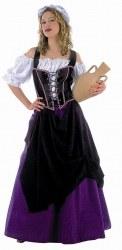 Limit Karneval Damen Kostüm Mittelalter Wirtin